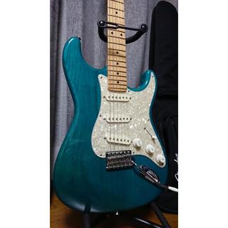 フェンダー(Fender)のフェンダー ST57ASH  トランスブルー 22F(エレキギター)