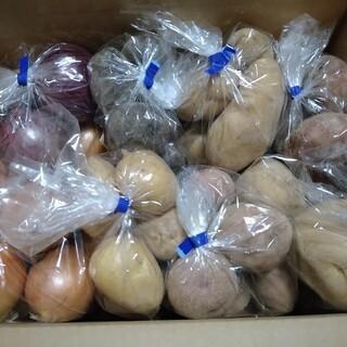 北海道産 じゃが芋アラカルト&玉ねぎ(野菜)