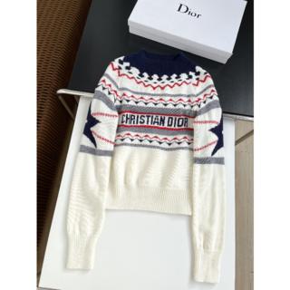 ディオール(Dior)の【ディオール】セーター DIORALPS ウールニット&カシミア(ニット/セーター)