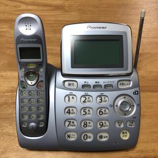 Pioneer - パイオニア コードレス電話 コードレス留守番電話機
