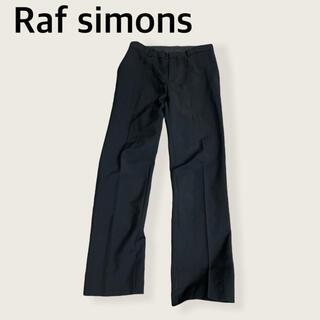 ラフシモンズ(RAF SIMONS)のraf simons スラックス パンツ(スラックス)
