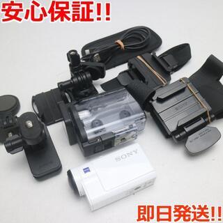 SONY - 超美品 HDR-AS300 ホワイト