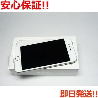 アイフォーン(iPhone)の新品 SIMフリー iPhone7 32GB シルバー (スマートフォン本体)