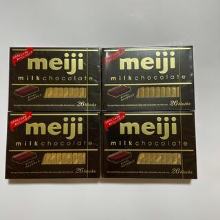 明治 - meiji ミルクチョコレート
