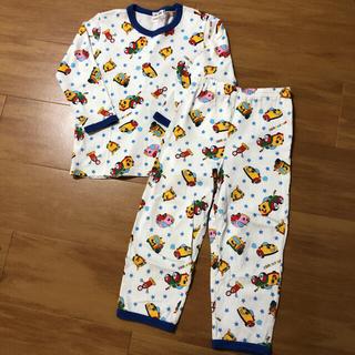 ミキハウス(mikihouse)の専用 ミキハウス カートくん パジャマ 長袖 100とでんたまパジャマ 100(パジャマ)
