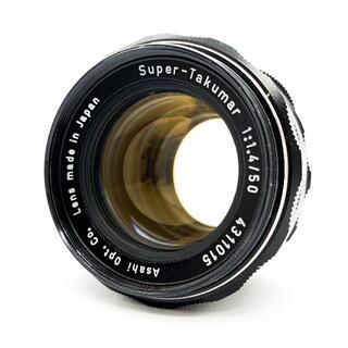 PENTAX - Asahi Super Takumar 50mm F1.4 M42