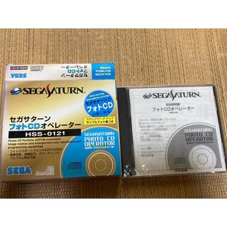 セガ(SEGA)のセガサターン フォトCDオペレーター(ゲーム音楽)