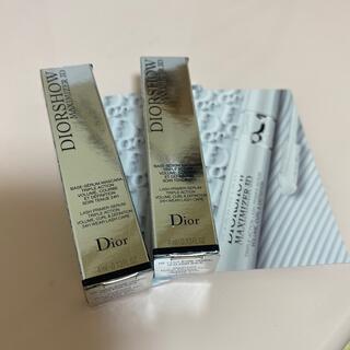 ディオール(Dior)のマスカラベース(マスカラ下地/トップコート)