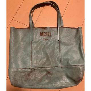 ディーゼル(DIESEL)のdiesel ヴィンテージ 仕上げ バッグ(トートバッグ)