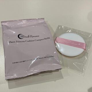 バンダイ(BANDAI)のミラクルロマンス クッションコンパクト パフ付きレフィル(ファンデーション)