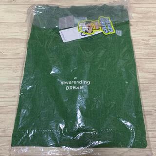 GU - STUDIO SEVEN GU コラボ ビッグT Tシャツ グリーン