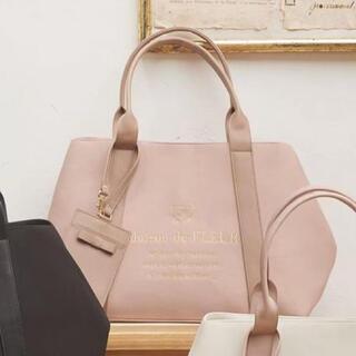 Maison de FLEUR - なんばマルイ限定パスケース付きトートバッグ
