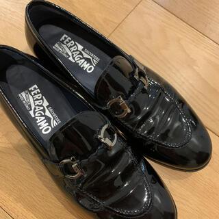 サルヴァトーレフェラガモ(Salvatore Ferragamo)のサルヴァトーレ フェラガモ ローファー モカシン(ローファー/革靴)
