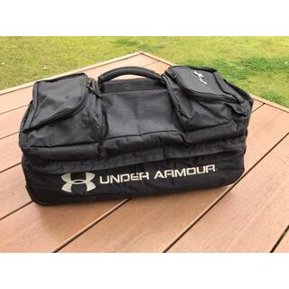 アンダーアーマー(UNDER ARMOUR)の【美品】UNDER ARMOUR アンダーアーマー キャリーバッグ(トラベルバッグ/スーツケース)