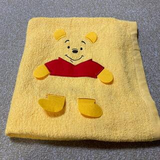 Disney - プーさんバスタオル