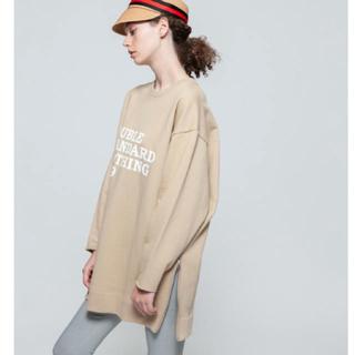 ダブルスタンダードクロージング(DOUBLE STANDARD CLOTHING)のダブスタ DSC. トレーナー(トレーナー/スウェット)