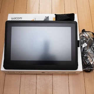 ワコム(Wacom)のWacom Cintig 16   液タブ & 純正スタンド(PC周辺機器)