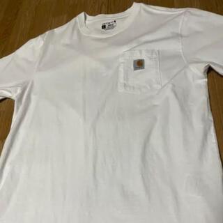 carhartt - カーハート Tシャツ ホワイト