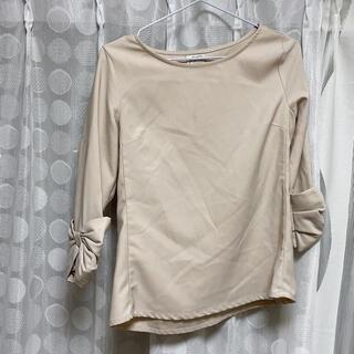 トッコ(tocco)のtocco closet トップス(カットソー(長袖/七分))
