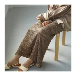 トゥデイフル(TODAYFUL)のTodayful Lace Pencil Skirt(ロングスカート)