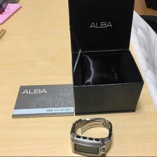 ALBA - セイコーSEIKO ALBA WEB(海外限定品)