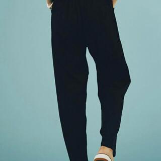 ダブルスタンダードクロージング(DOUBLE STANDARD CLOTHING)の新品 DSC/ニ浴染めテーパードパンツ38 ダブスタ定番の二浴染めシリーズ(その他)