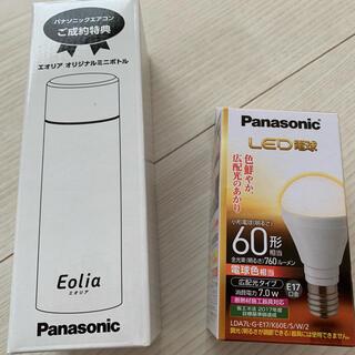 パナソニック(Panasonic)のLED電球 60形(蛍光灯/電球)