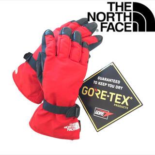 ザノースフェイス(THE NORTH FACE)のGORE-TEX THE NORTH FACE グローブ  NN86103(ウエア/装備)