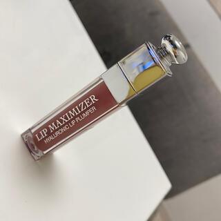 ディオール(Dior)のディオール アディクトリップマキシマイザー 012 ローズウッド(リップグロス)