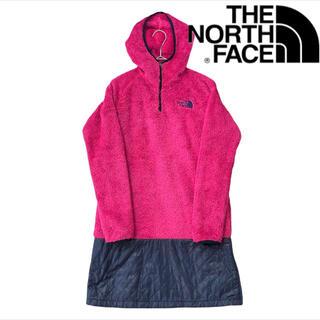 ザノースフェイス(THE NORTH FACE)の光電子プリマロフトワンピース THE NORTH FACE シェルパフリース(ひざ丈ワンピース)