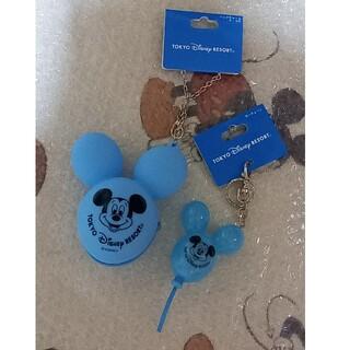 ミッキーマウス(ミッキーマウス)のミッキーバルーン キーチェーン&バックチャーム(キーホルダー)