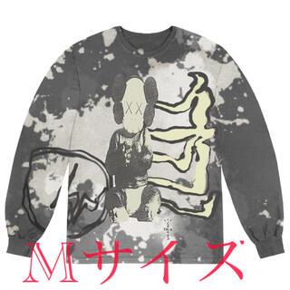カクタス(CACTUS)のCactus Jack Travis Scott  KAWS Fragment(Tシャツ/カットソー(七分/長袖))
