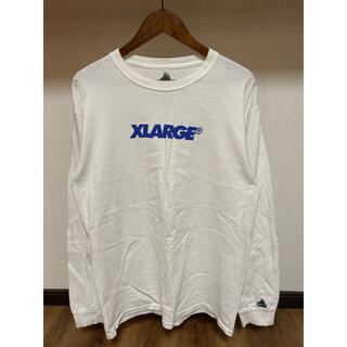XLARGE - 大人気 XLARGE エクストララージ VTG ビックロゴ 袖ロゴ 好デザイン