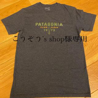 patagonia - パタゴニアTシャツ メンズMサイズ
