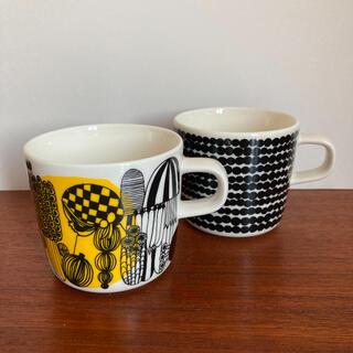 marimekko - マリメッコ コーヒーカップ 200ml シイルトラプータルハ
