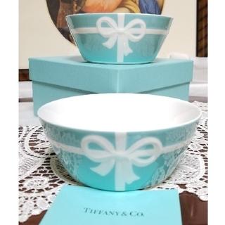 Tiffany & Co. - ティファニー ボウル 2つ 新品未使用