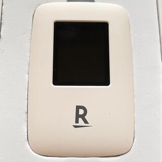 Rakuten - Rakuten WiFi Pocket ホワイト