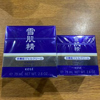 セッキセイ(雪肌精)の雪肌精 ハーバル ジェル(80g) 付けかえ用レフィル セット(オールインワン化粧品)