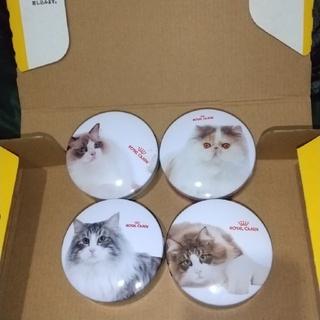 猫缶   猫メモ用紙   (小物入れ)