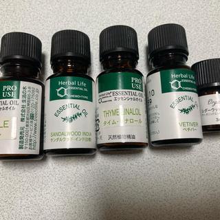 セイカツノキ(生活の木)のkou様専用 生活の木 精油 25種類セット 開封済(エッセンシャルオイル(精油))