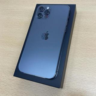 アイフォーン(iPhone)のTop様専用 iPhone12Pro 128GB グラファイト(スマートフォン本体)