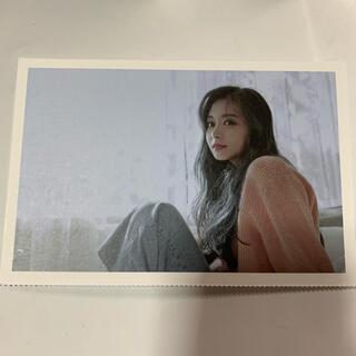 ウェストトゥワイス(Waste(twice))のTWICE ツウィ 公式ポストカード Yes I am 特典 13(K-POP/アジア)