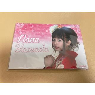 エヌエムビーフォーティーエイト(NMB48)の山田菜々卒業記念ボイスメッセージカード(アイドルグッズ)