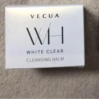 VECUA - 【新品クレンジング2個セット】ベキュア  ホワイトクリアクレンジングバーム