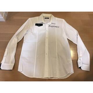 UNDERCOVER - 貴重UNDERCOVERISM アンダーカバーイズム Poptonez白シャツ