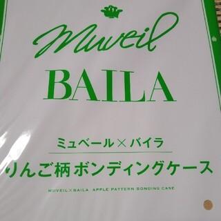 ミュベールワーク(MUVEIL WORK)のBAILA付録ミュベールりんご柄ポーチ(ポーチ)
