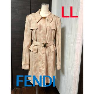 フェンディ(FENDI)のFENDIのトレンチコート未使用!大きいサイズ(トレンチコート)