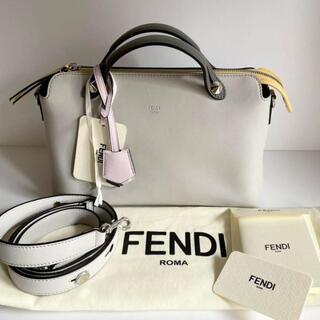 フェンディ(FENDI)の新品♡FENDI バイ ザ ウェイ ミディアム マルチカラー ボストンバッグ(ハンドバッグ)