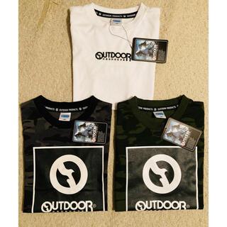 アウトドア(OUTDOOR)の新品未使用!キッズ OUTDOOR Tシャツ 140 セット(Tシャツ/カットソー)