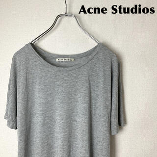 ACNE - Acne Studios/半袖カットソー